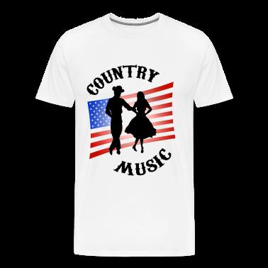 Natural Country Music T-Shirts
