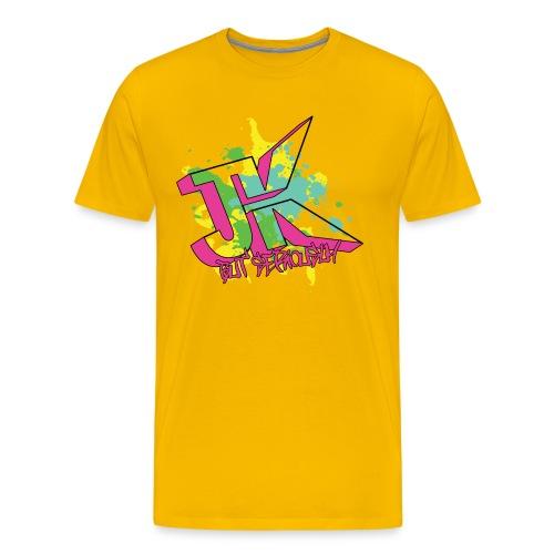 Just Kidding Splash  - Men's Premium T-Shirt