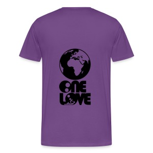Think Global - Men's Premium T-Shirt