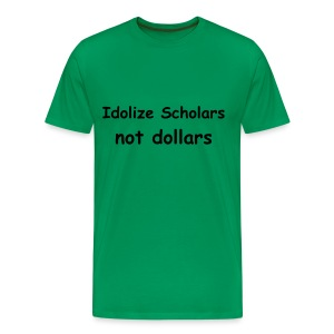 Scholars - Men's Premium T-Shirt
