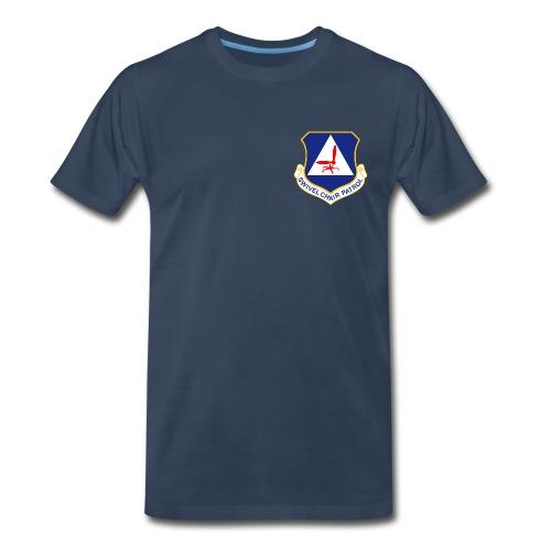 SCP colored emblem Tee - Men's Premium T-Shirt