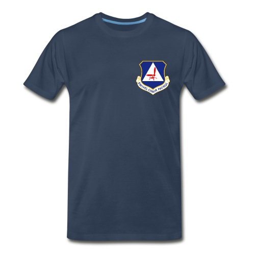 SCP colored emblem Tee - Men's Premium T-Shirt