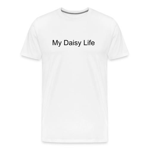 Signature Daisy tee - Men's Premium T-Shirt