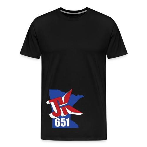 JK Minnesota - Men's Premium T-Shirt