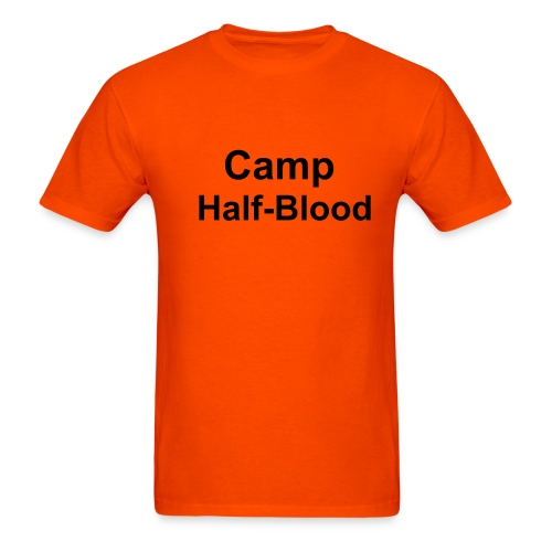 Ares Cabin Camp Half Blood T-Shirt - Men's T-Shirt