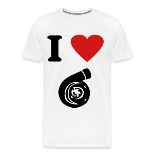 Mens Turbo T - Men's Premium T-Shirt