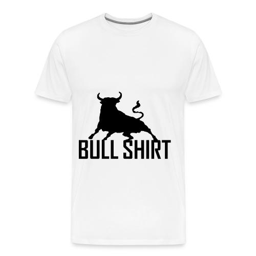 Bull Shirt Tee - Men's Premium T-Shirt
