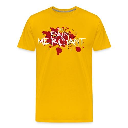 Daniel Crosby Special Edition MMA T-shirt - Men's Premium T-Shirt