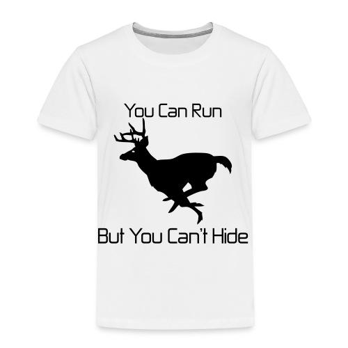 Future Big Game hunter boy - Toddler Premium T-Shirt