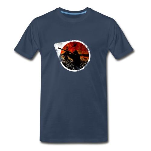 Bird Hunter - Men's Premium T-Shirt