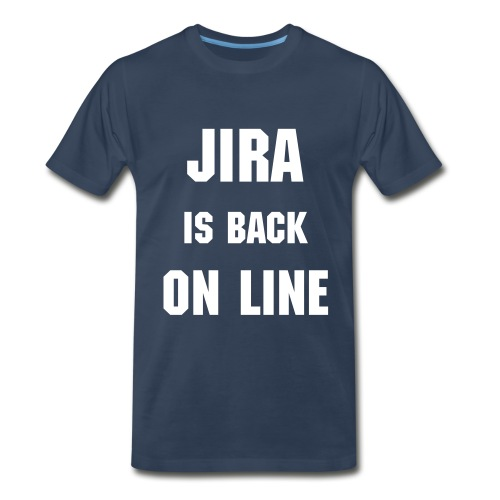 JIRA - Men's Premium T-Shirt