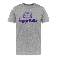 T-Shirts ~ Men's Premium T-Shirt ~ Bugeye Mafia Men's T-Shirt