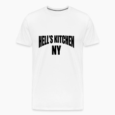 Natural Hell's Kitchen NY NYC T-Shirts