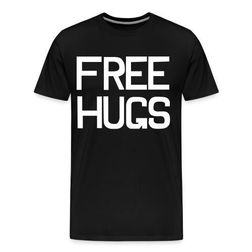 Free HUGS Shirt - Men's Premium T-Shirt