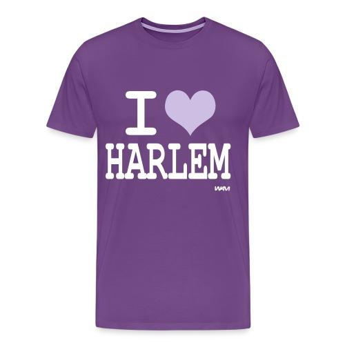 I HEART HARLEM - Men's Premium T-Shirt