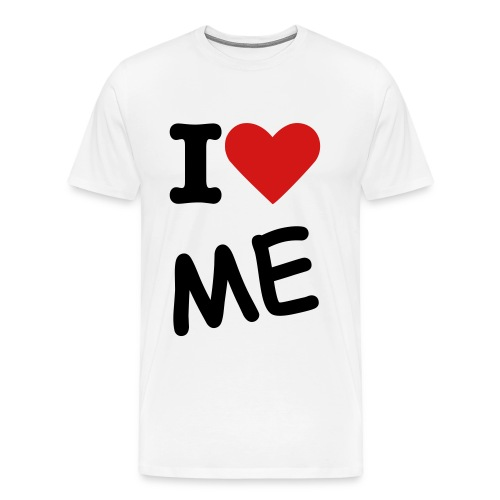 I LOVE ME - Men's Premium T-Shirt