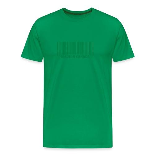 Made In Canada - Men's Premium T-Shirt