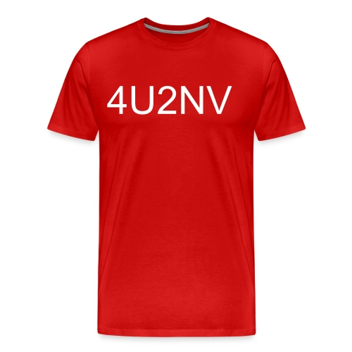 4U2NV Tee - Men's Premium T-Shirt