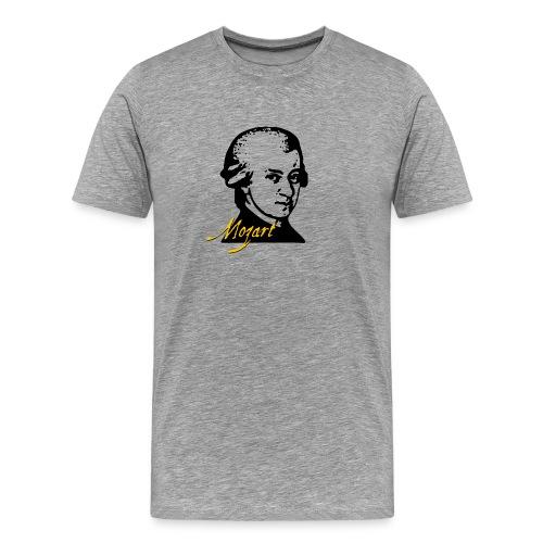 Mozart - Men's Premium T-Shirt