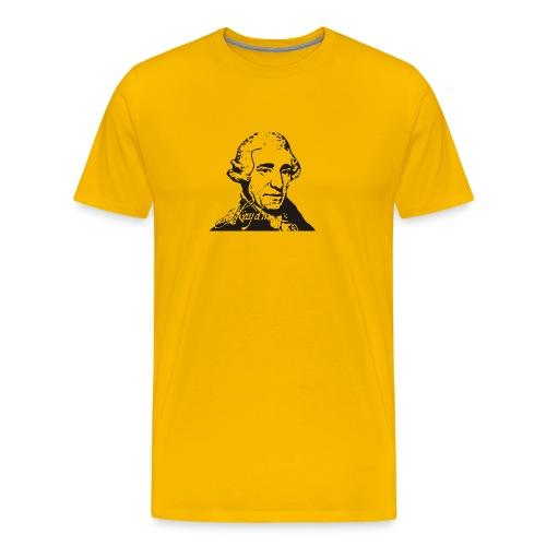 Haydn - Men's Premium T-Shirt