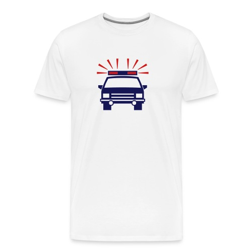 Police Shirt - Men's Premium T-Shirt