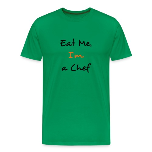 Chef Charlie - Men's Premium T-Shirt