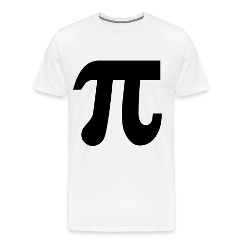 pi shirt - Men's Premium T-Shirt