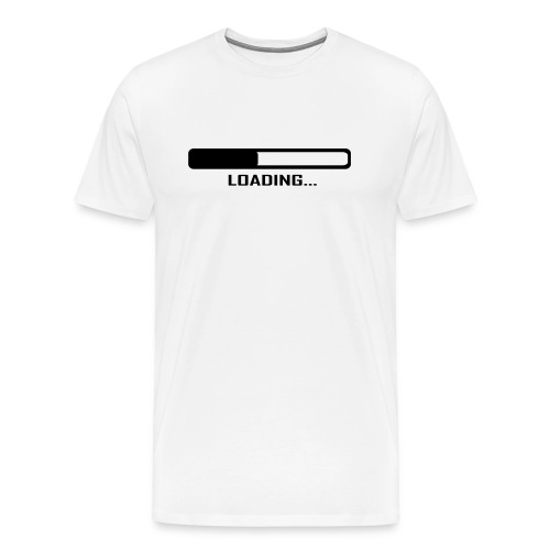Loading Tee - Men's Premium T-Shirt