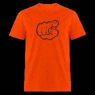 T-Shirts ~ Men's T-Shirt ~ Finger Point