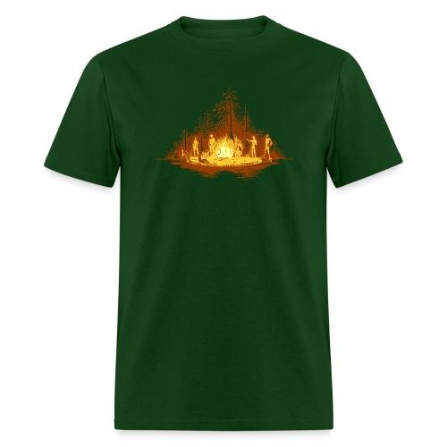 Camp Fire - Men's T-Shirt