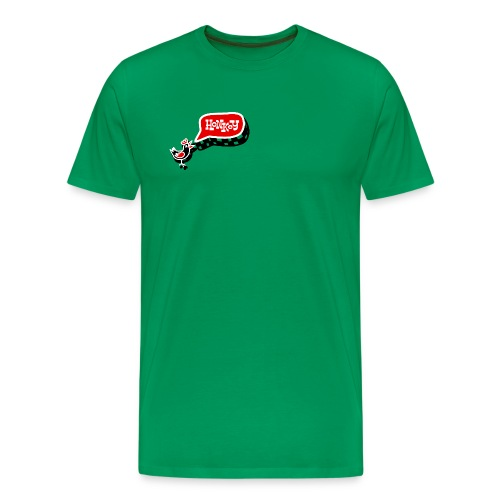 Rooster - Men's Premium T-Shirt