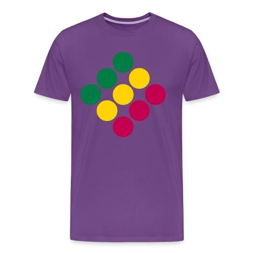 Traffic Light - Men's Premium T-Shirt