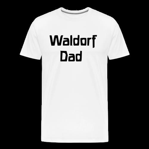 Waldorf Dad - Men's Premium T-Shirt