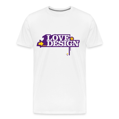 Love Design - Men's Premium T-Shirt
