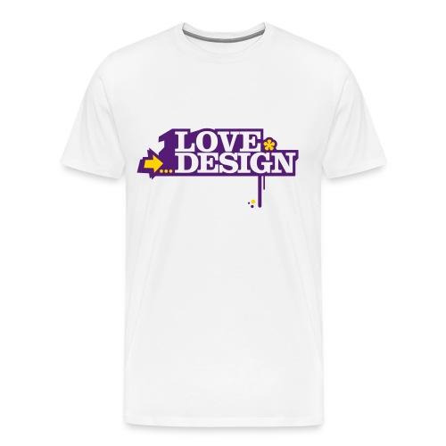 Love Design - Men's Premium T-Shirt