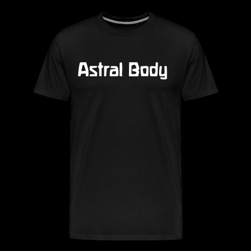 Astral Body - Men's Premium T-Shirt
