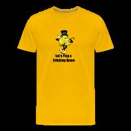 T-Shirts ~ Men's Premium T-Shirt ~ Chin Nuts