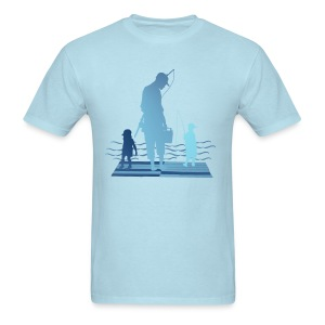Dad 'N' Kids - Men's T-Shirt