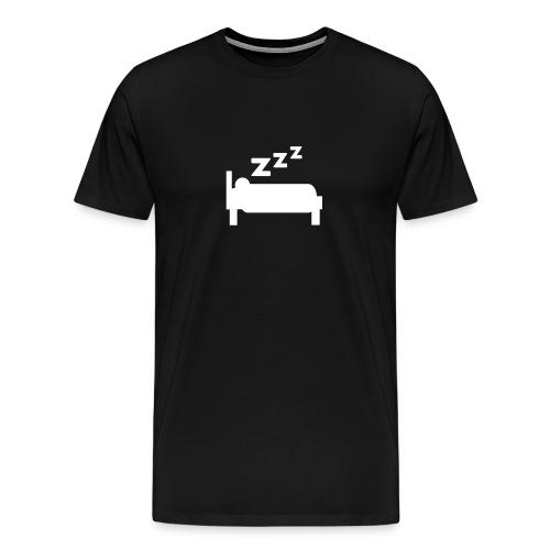 Sleeping - Men's Premium T-Shirt