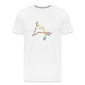 Pisces - Men's Premium T-Shirt