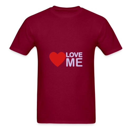 love me - Men's T-Shirt