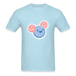 Water Molecule - Men's T-Shirt