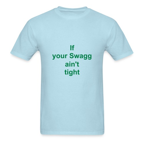 Swagga hater - Men's T-Shirt