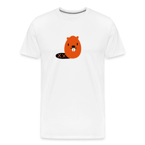 Eager Beaver - Men's Premium T-Shirt
