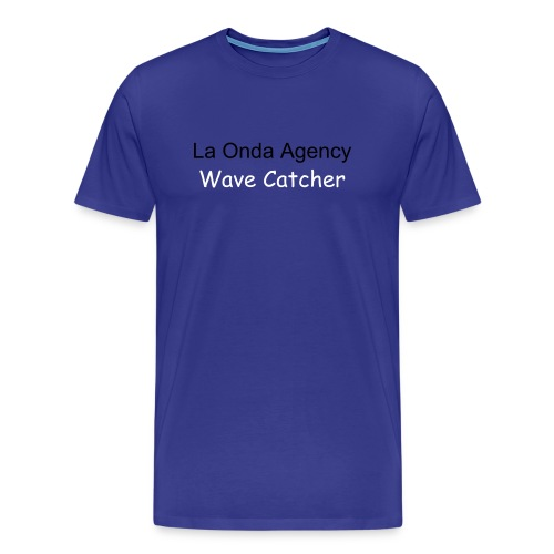 Wave Catcher - Men's Premium T-Shirt