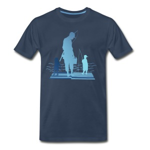Dad 'N' Kids - Men's Premium T-Shirt