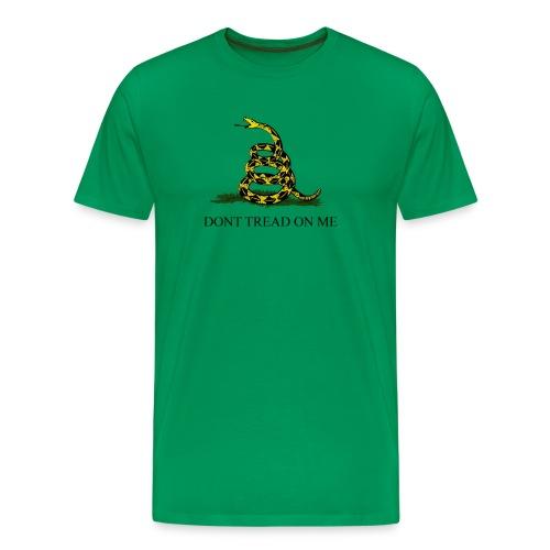 Don't Tread on Me! - Men's Premium T-Shirt