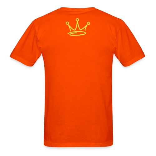 King Of Da Life  - Men's T-Shirt