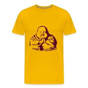 buddha - Men's Premium T-Shirt
