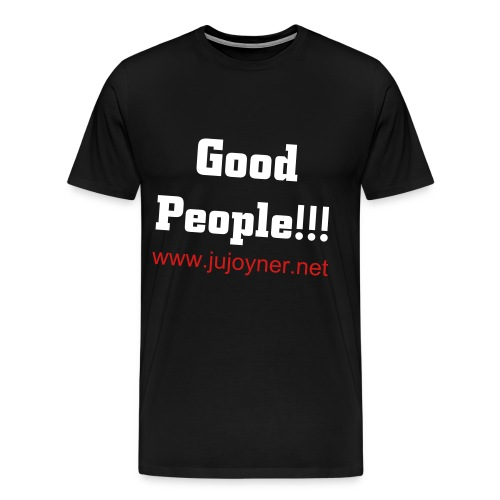 Good People T-Shirt - Men's Premium T-Shirt